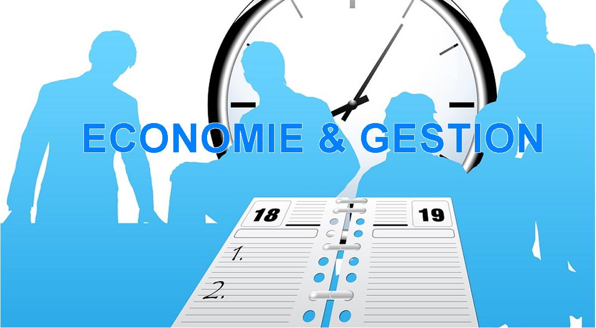 ÉCONOMIE & GESTION